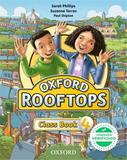 OXFORD ROOFTOPS 4.  CLASS BOOK - foto