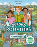 OXFORD ROOFTOPS 6.  CLASS BOOK - foto
