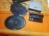 radio MP3 con altavoces - foto