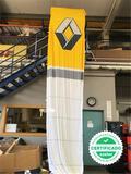 Renault banderola - foto