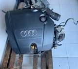 Motor Audi A3 8L AVU 230000 km grupo VAG - foto