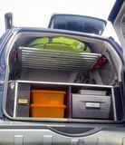 Baca interior para Mitsubishi Montero V8 - foto