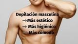 DEPILACIÓN brasileña masculina - foto