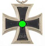 Tercer reich. cruz de hierro - foto