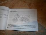 LIBRO INSTRUCCIONES HONDA CBR 600 F 2004 - foto