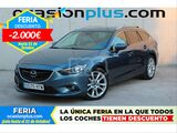 MAZDA - MAZDA6 2. 2 DE 175CV AT LUXURY  PREM.   TR.  WGN - foto