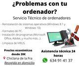 servicio tecnico 24 horas para ordenador - foto