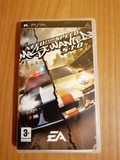 Need for speed most wanted psp - foto