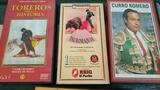 Cintas VHS Tauromaquia. Toros - foto