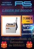 Laser de diodo - foto