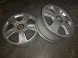 2 Llantas aluminio en 15 SEAT CORDOBA - foto