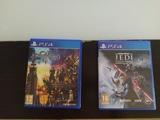 juego kingdom Hearts 3 y star wars - foto