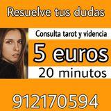 vidente 5 EURos 20 MINUTOS 912170594 - foto