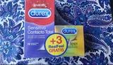 durex 12  preservativos + 3 de regalo - foto