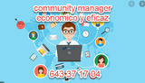 COMMUNITY MANAGER Y ADMINISTRATIVO - foto
