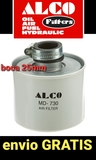 @ filtro aire metalico 25mm alco md730 - foto