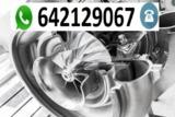 L57. reconstruccion turbos - foto