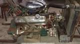 motor Ford v8 f2 - foto