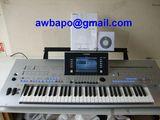 teclado yamaha tyros 4 con altavoces - foto