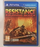 Resistance: Burning Skies para Ps Vita - foto