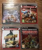 Varios juegos PS3 - foto