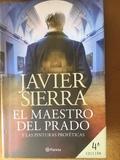 EL MAESTRO DEL PRADO DE JAVIER SIERRA - foto