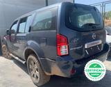 MANGUETA TRA. Nissan pathfinder ii r51 - foto