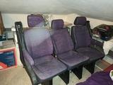 asientos traseros mercedes vito - foto