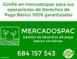 SE VENDEN DERECHOS PAC REGIÓN 4. 1 - foto