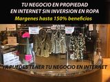 SEV-NEGOCIO VENTA DE ROPA DESDE CASA - foto