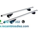 Qkp barras de techo 120cm - foto
