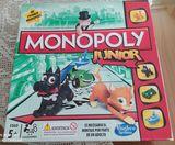 Juego de mesa monopoly junior - foto
