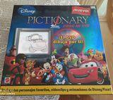 Juego de mesa pictionary disney - foto