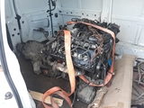 despiece de motor completo audi 3.0 tdi - foto