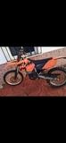 KTM - 125 EXC - foto