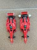 pareja coches f1 scalextric digital - foto