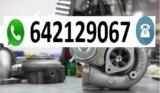 F93l. reconstruccion de turbos - foto