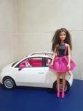 Barbie coche Fiat - foto