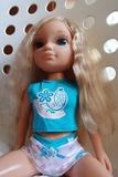 Nancy en pijama (muñeca) - foto