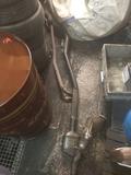catalizador con el tubo escape 320 bmw - foto