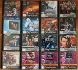 Videojuegos de la Playstation 1 - foto