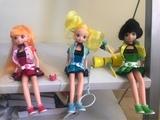 Lote de muñecas - foto