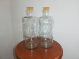 2 botellas coca-cola - foto