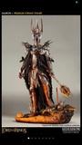 Estatua Sauron - foto
