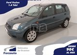 FORD - FUSION 1. 4 TDCI TREND - foto