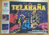 Telaraña MB juegos años 80 - foto