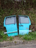 puertas de mercedes vito - foto