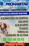 Albañilería en general ciudadela, - foto