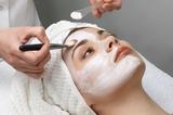 limpieza facial profunda - foto