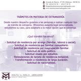 ABOGADO DE EXTRANJERIA - foto